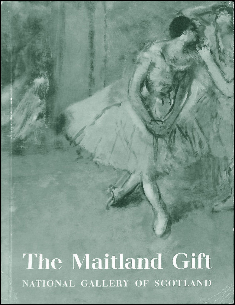 The Maitland Gift And Related Pictures, 19Th And 20Th Century French Paintings,, Baxandall David