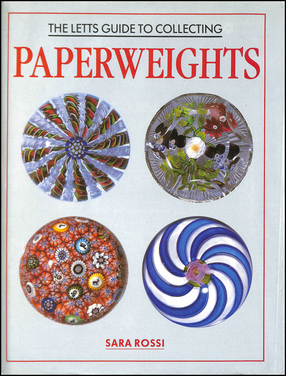 Image for Letts Guide to Collecting Paperweights
