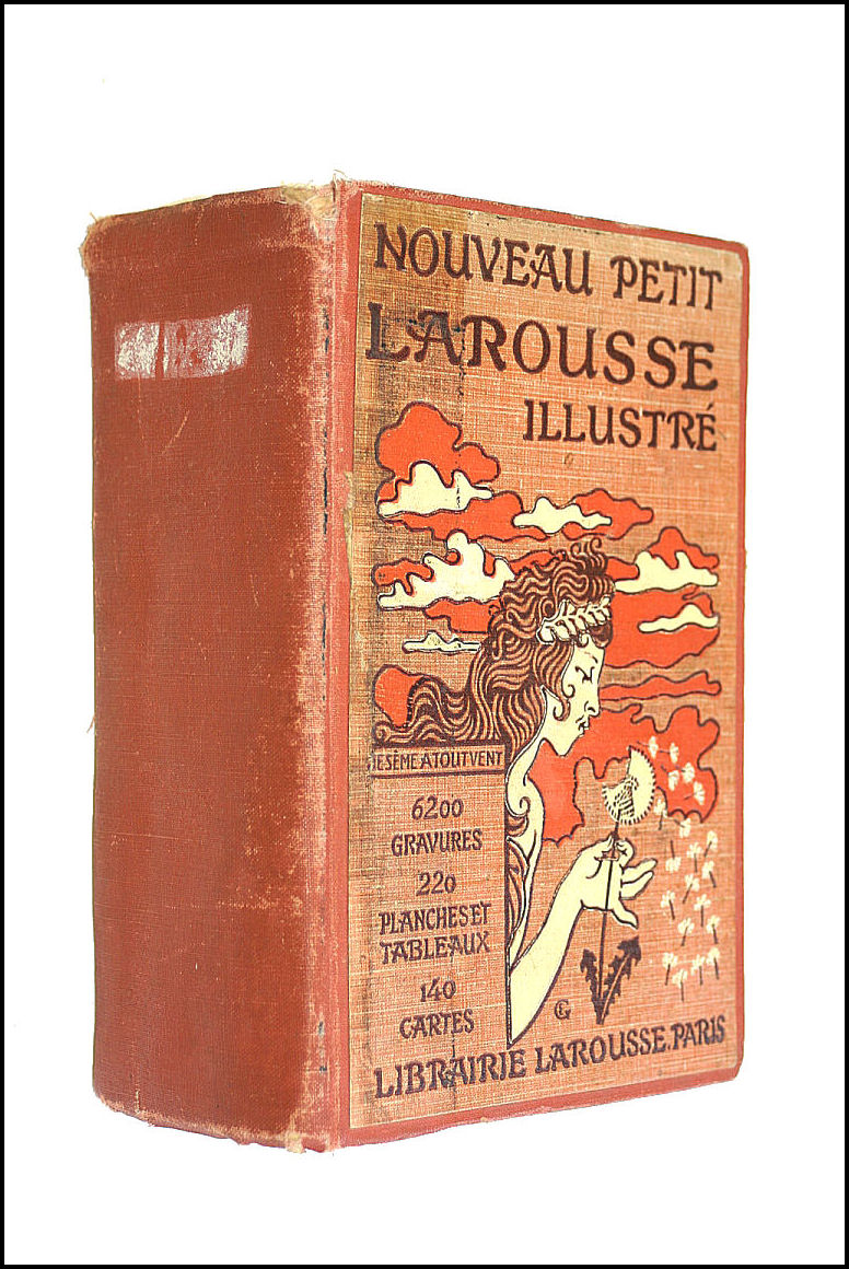 Image for Nouveau Petit Larousse Illustre Dictionnaire Encyclopedique