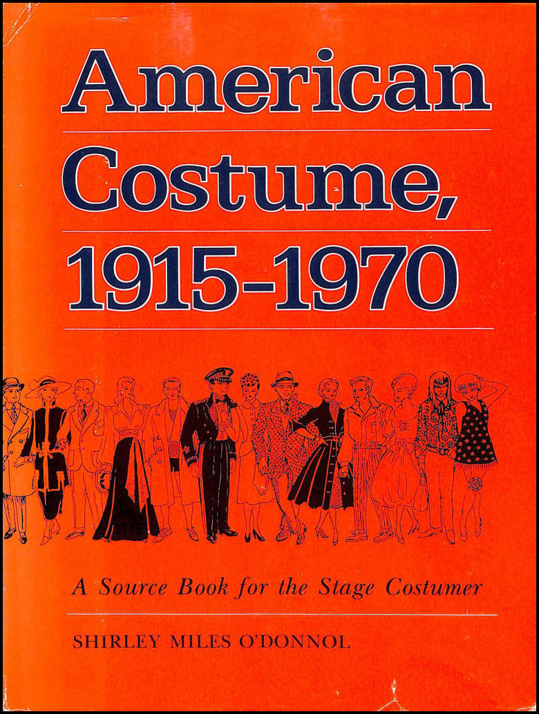 Image for American Costume, 1915-70
