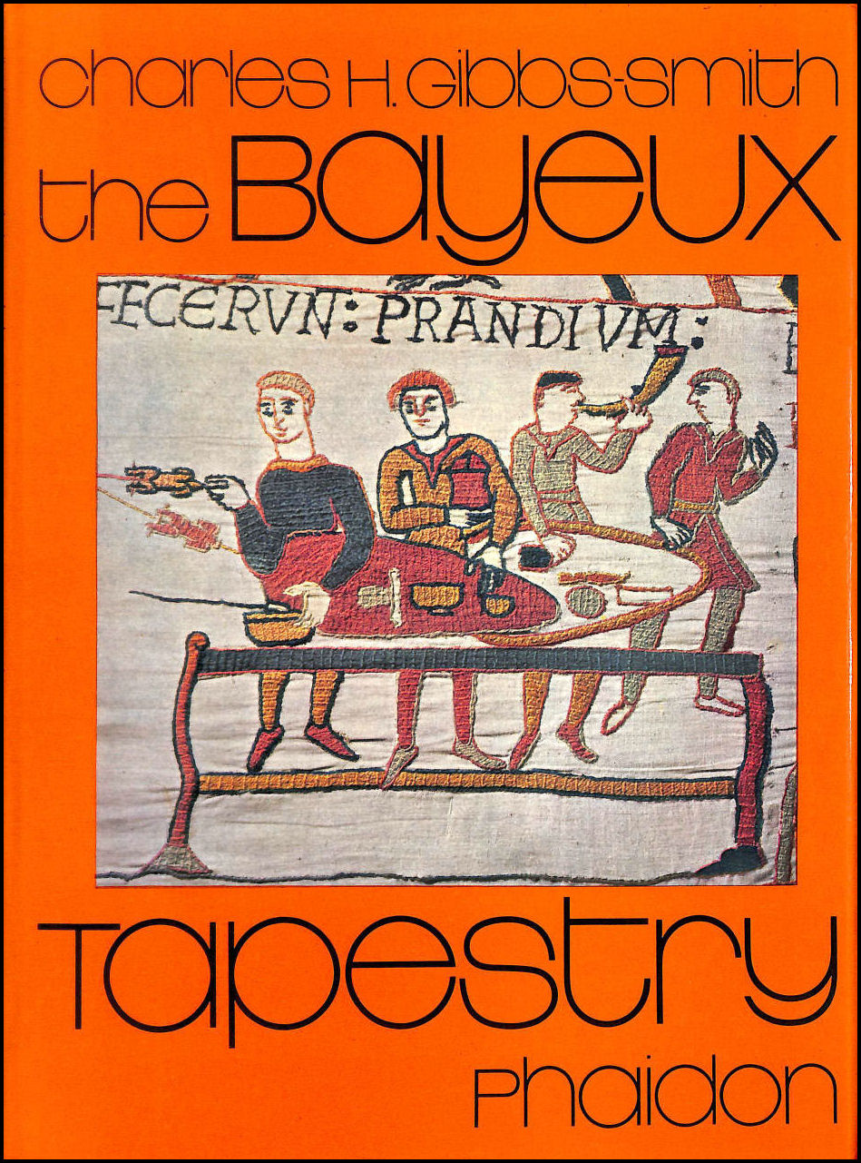 Image for The Bayeux Tapestry.