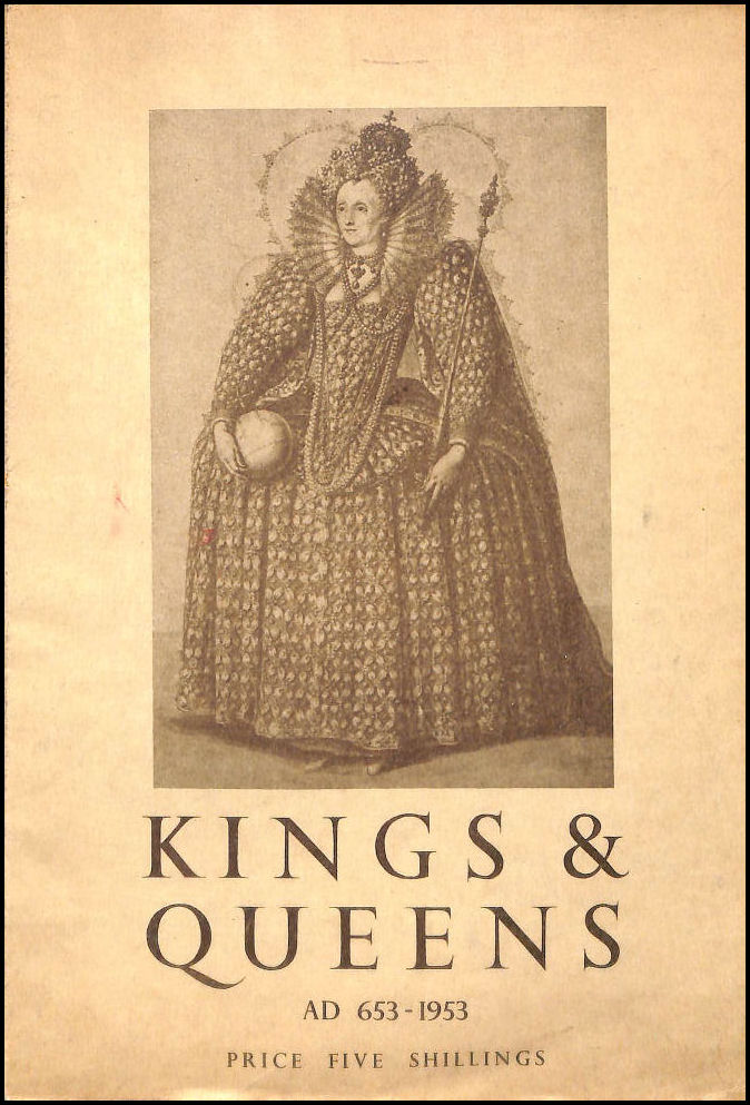 Image for Kings and Queens AD 653 - 1953