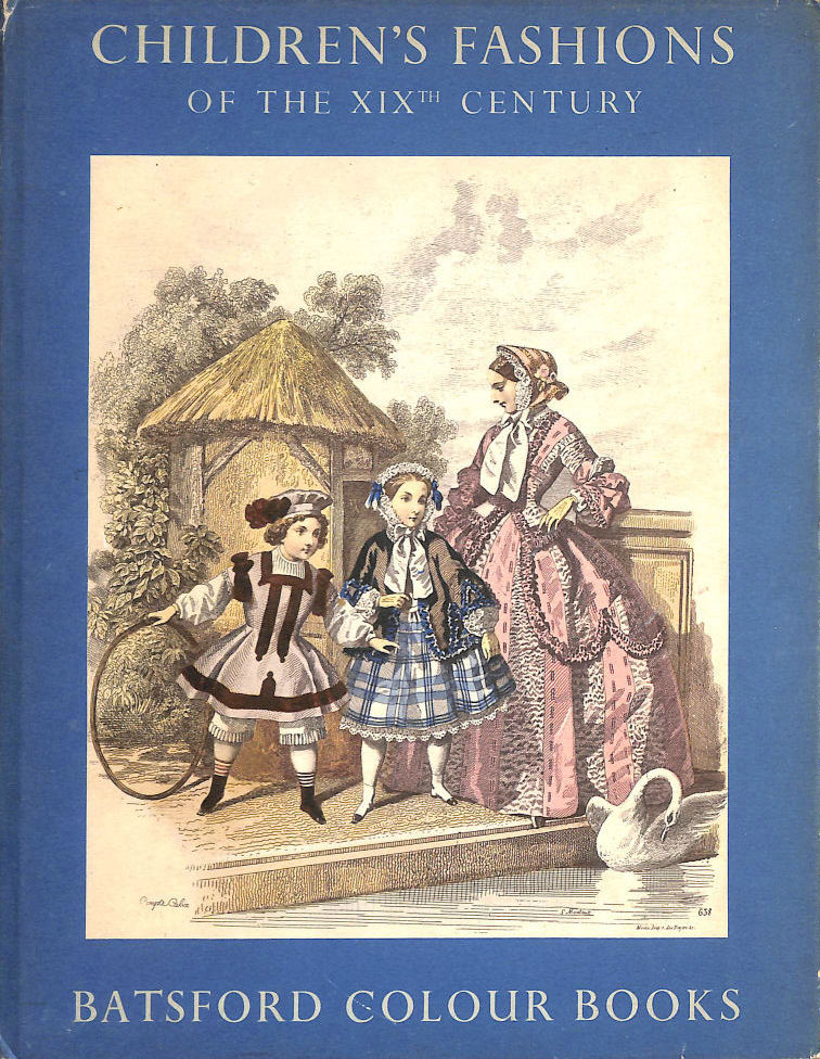 Image for Children's Fashions in the Nineteenth Century