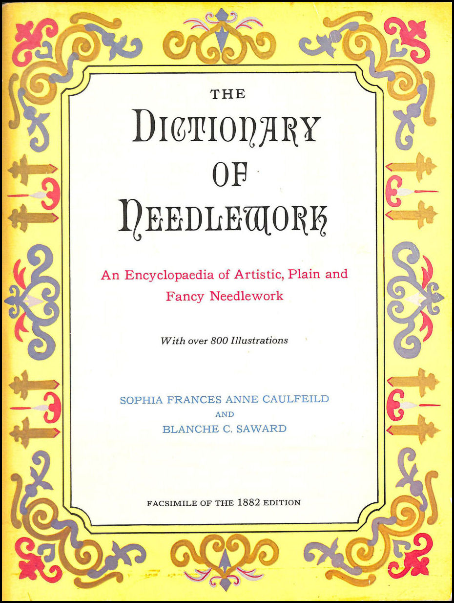 Image for Dictionary of Needlework