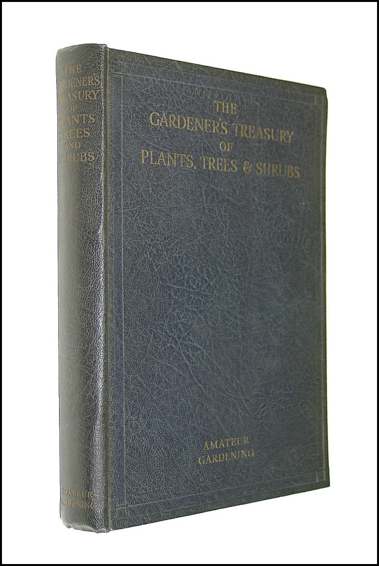 The Gardener's Treasury, A. J. Macself
