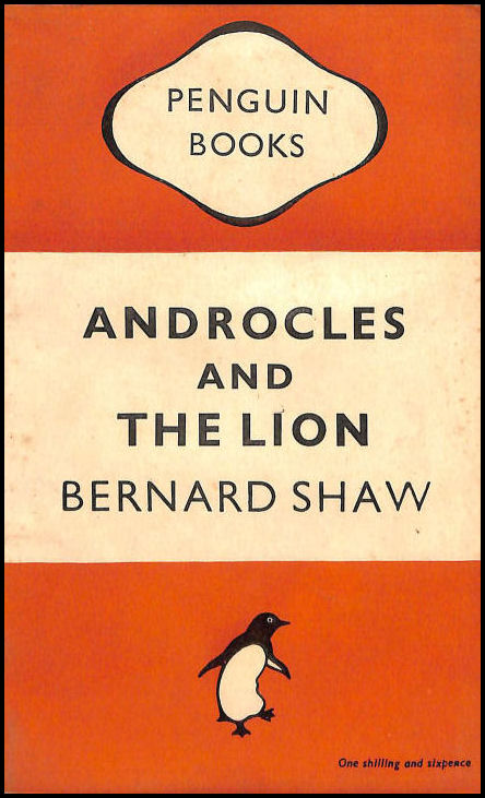 Image for Androcles and the Lion (Penguin)