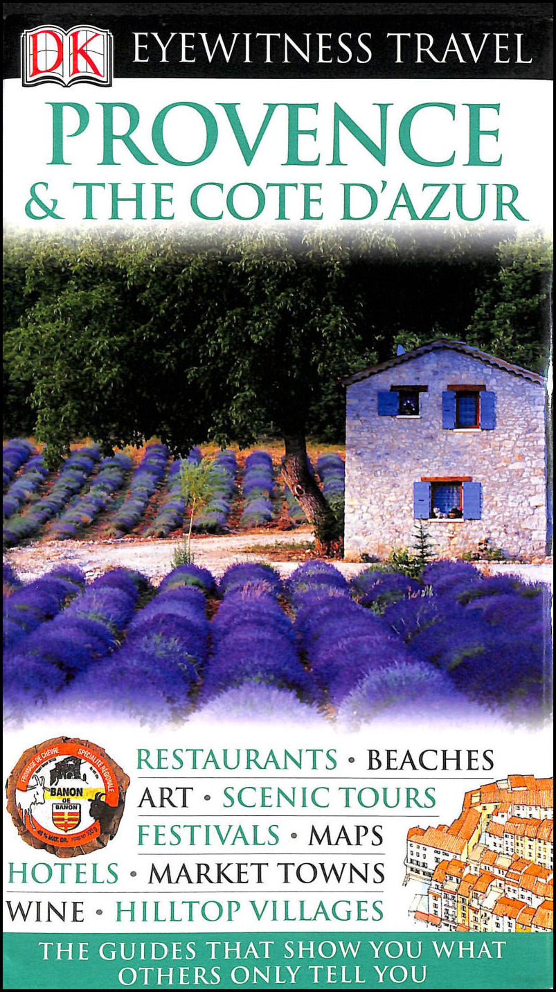 Image for DK Eyewitness Travel Guide: Provence and The Cote d'Azur