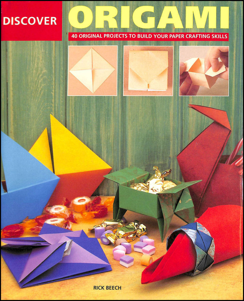 Image for Discover Origami (Discover Craft)