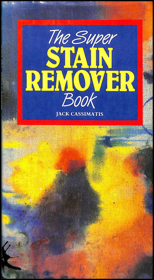 Image for Super Stain Remover Book