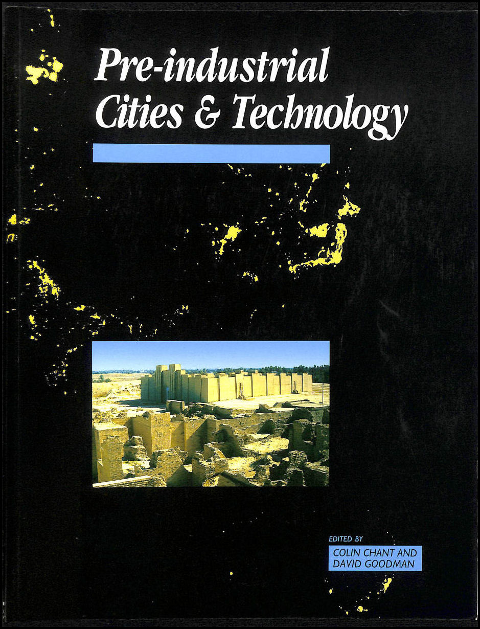 Image for Pre-Industrial Cities and Technology