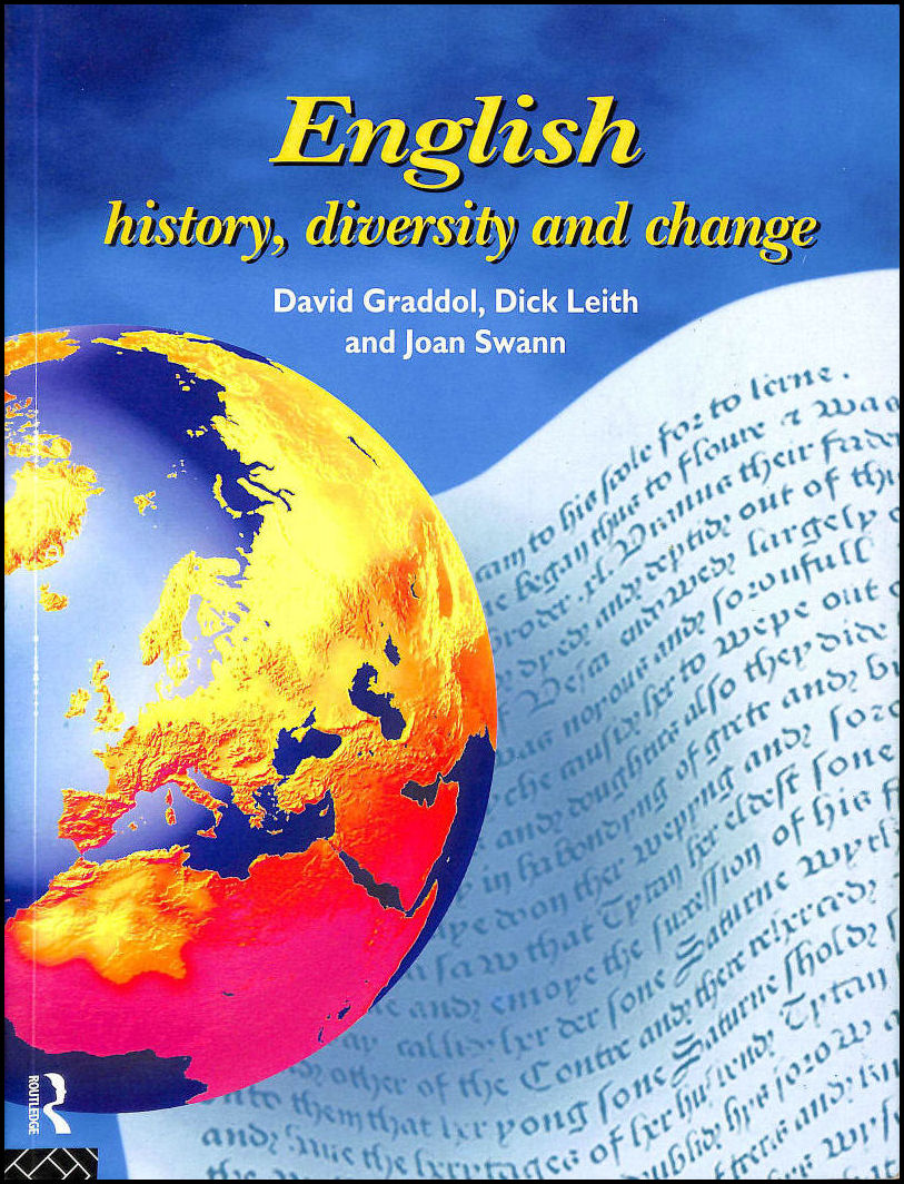 Image for English History, Diversity and Change (English Language: Past, Present and Future)