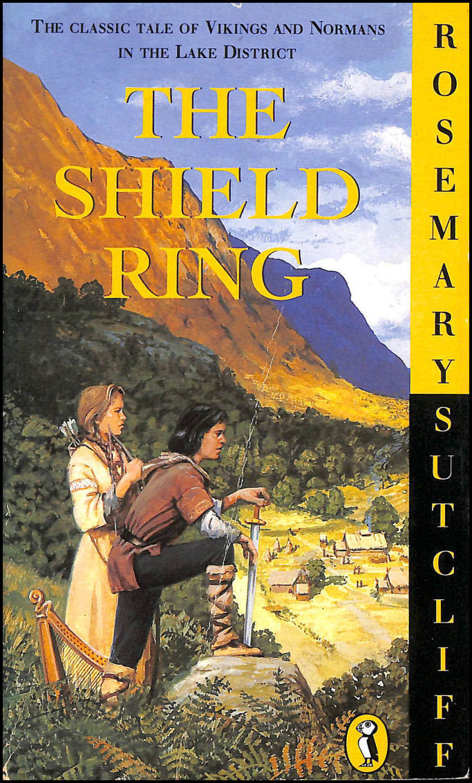 The Shield Ring (Puffin Books), Sutcliff, Rosemary