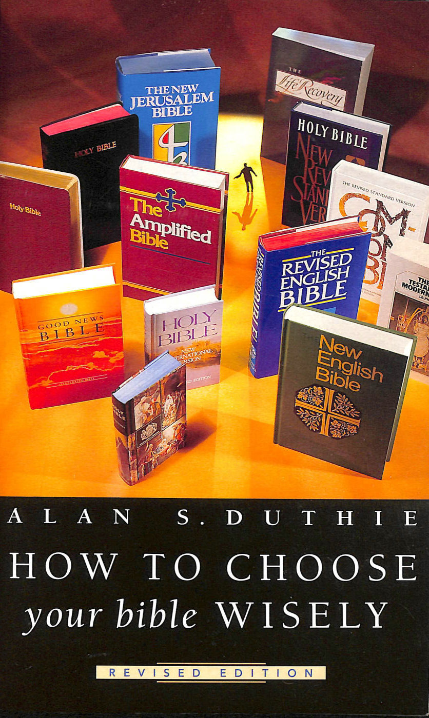 Image for How to Choose Your Bible Wisely (Bible Students)