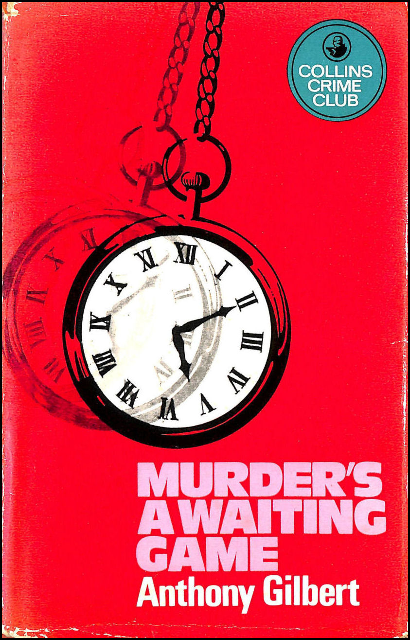Image for Murder is a Waiting Game