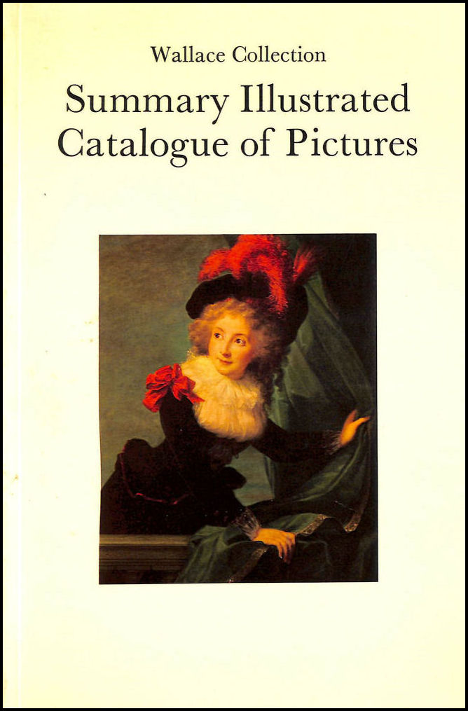 Image for Wallace Collection.Summary Illustrated Catalogue of Pictures.