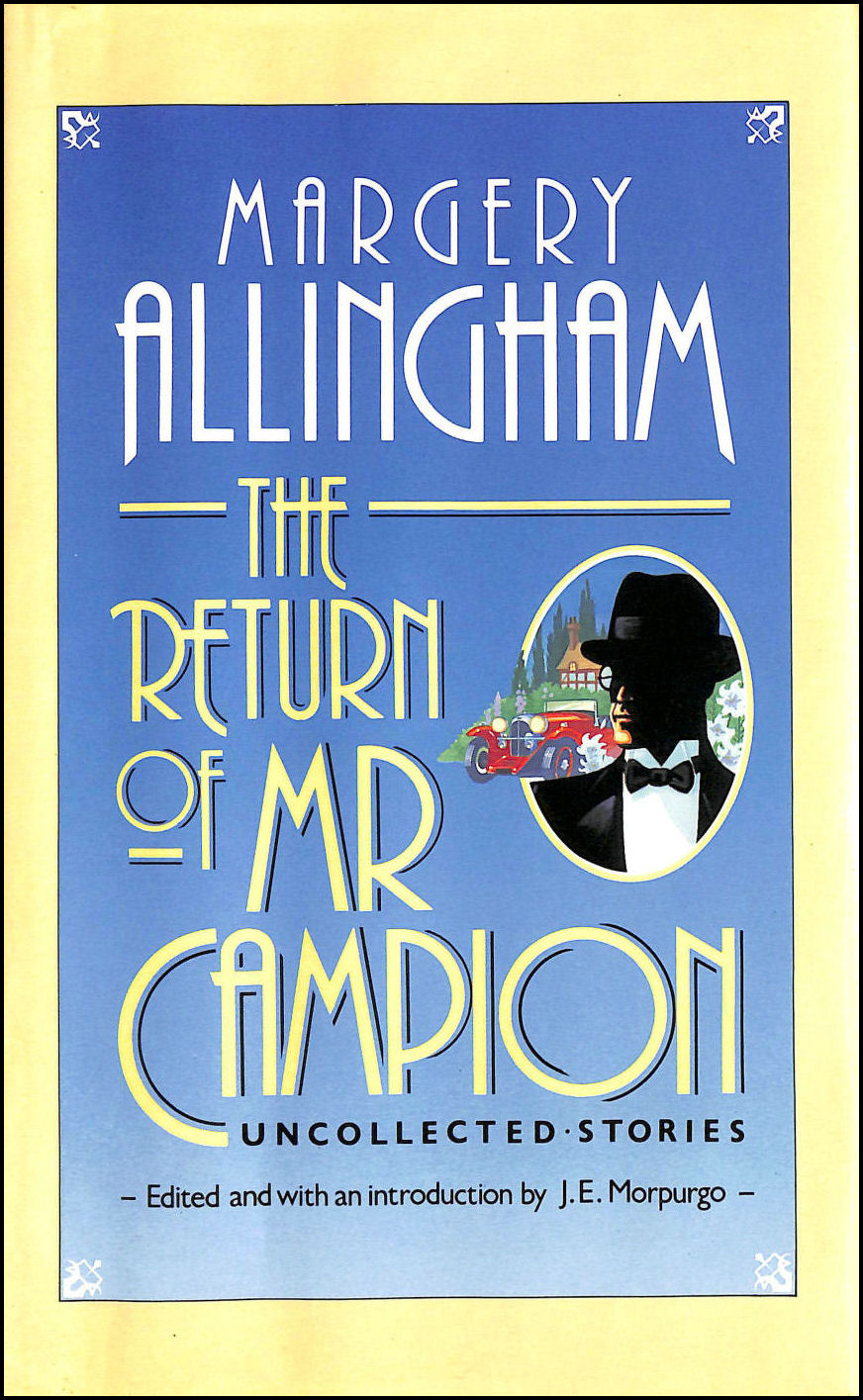Image for The Return of Mr. Campion