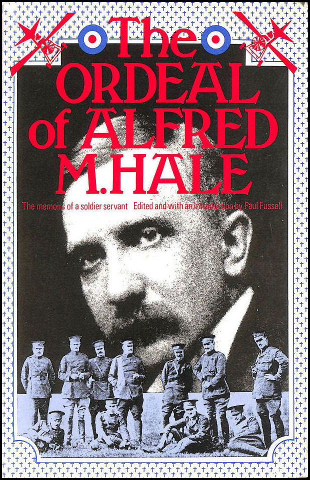 Image for Ordeal of Alfred M. Hale