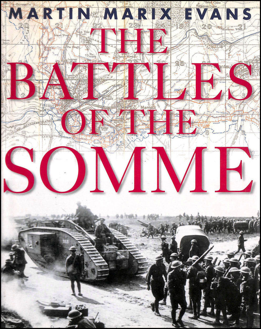 Image for The Battles of the Somme