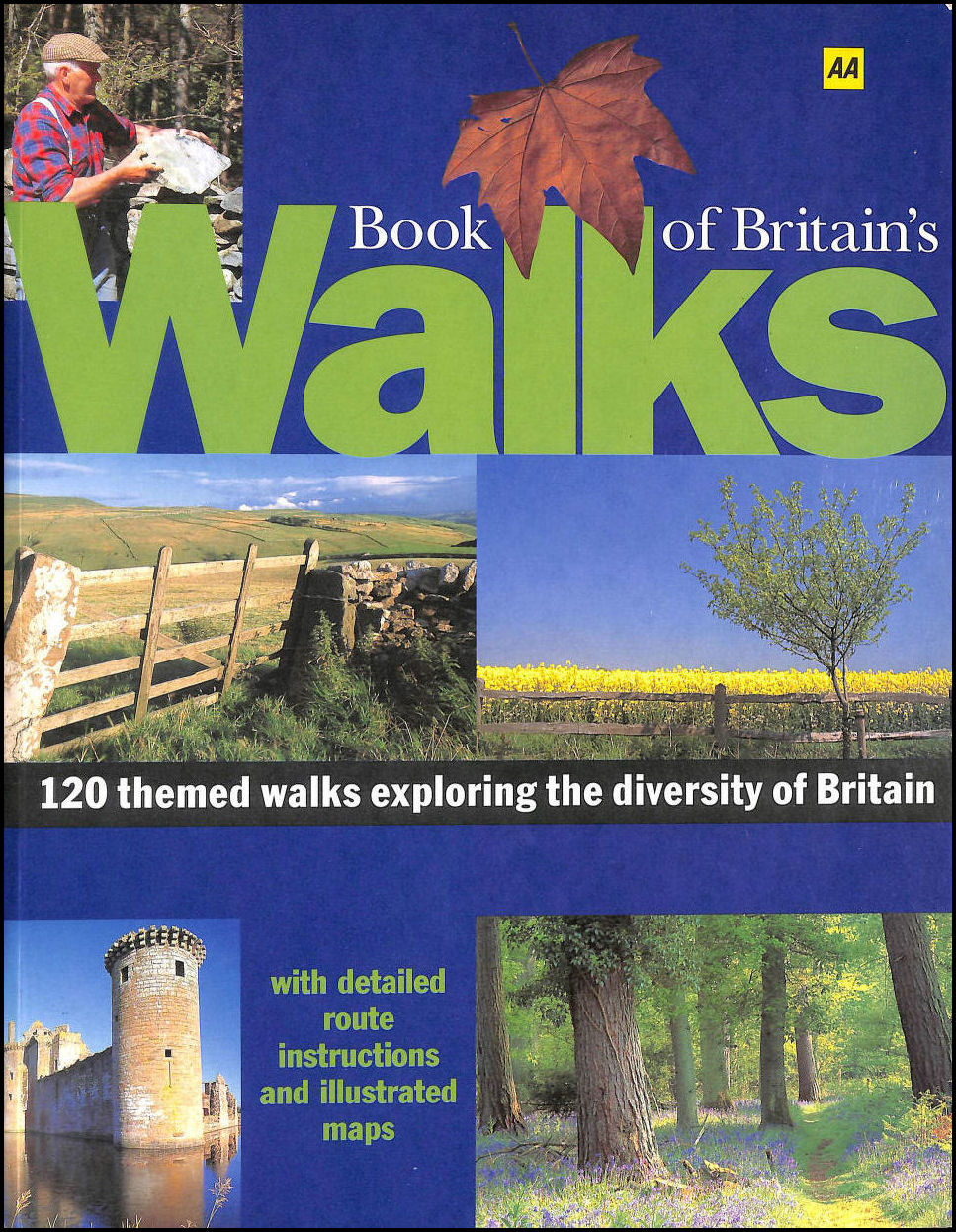 Image for AA Book of Britain's Walks (Illustrated Reference)