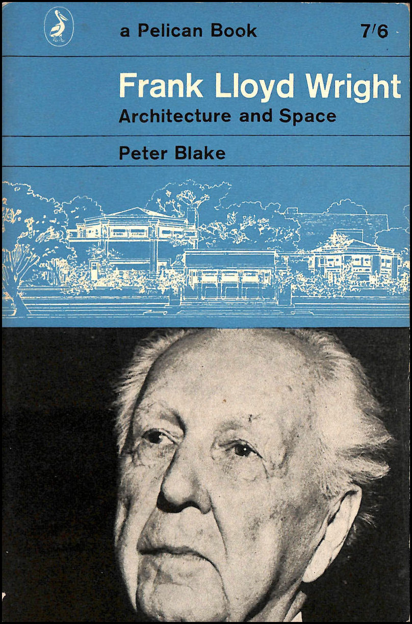 Image for Frank Lloyd Wright (Pelican books)