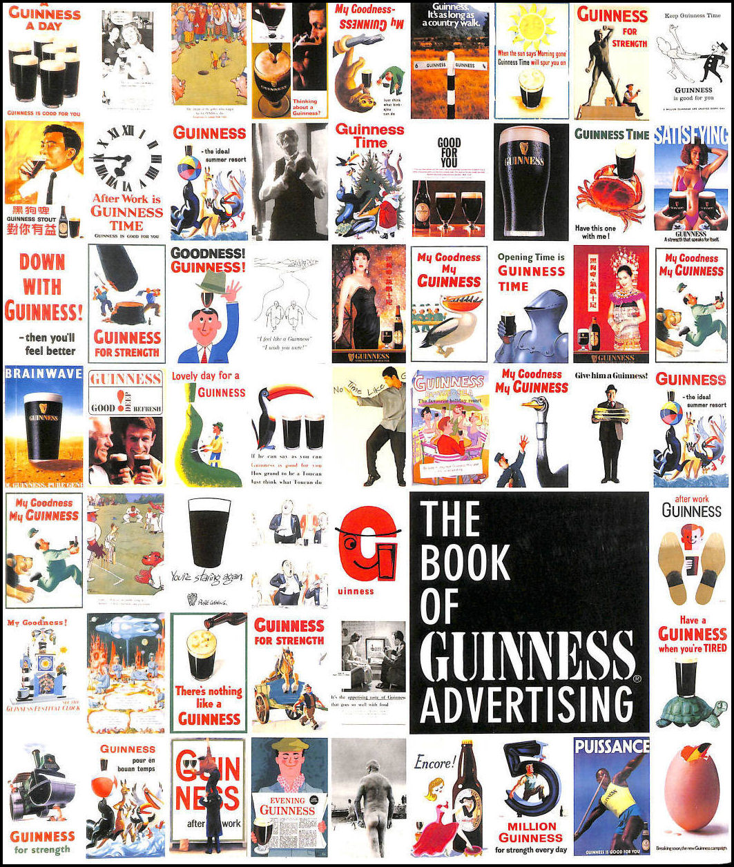 The Book of Guinness Advertising, Davies, Jim