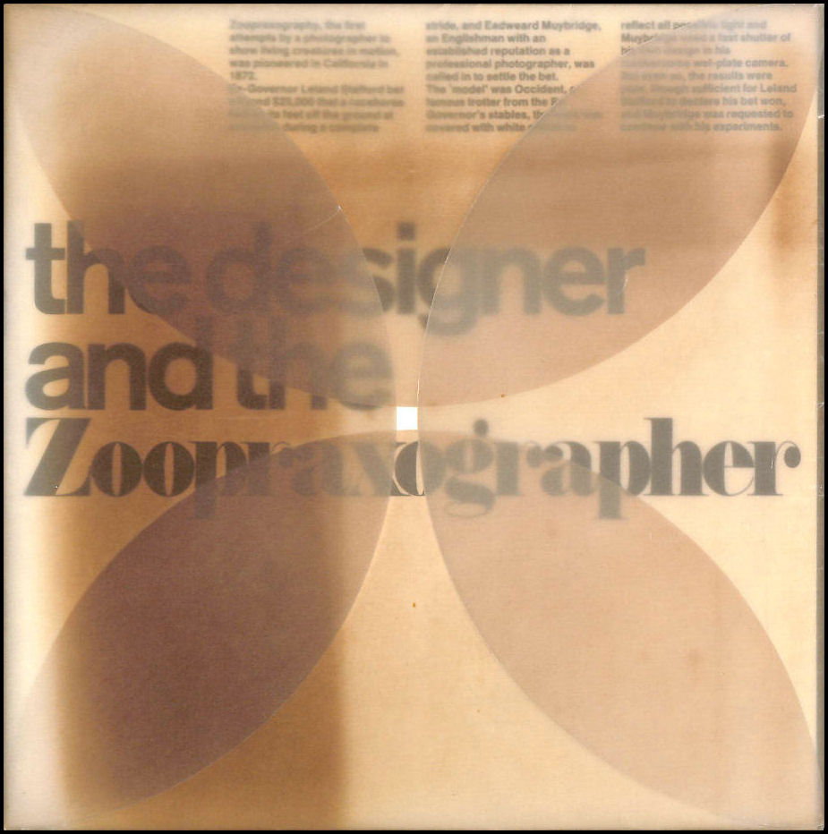 Image for The Designer and the zoopraxographer