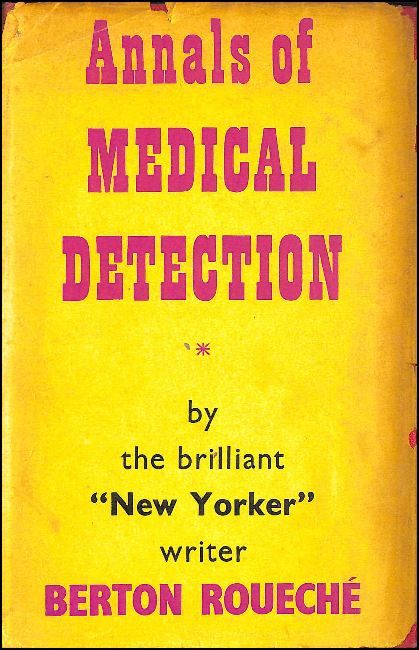 Image for Annals of Medical Detection