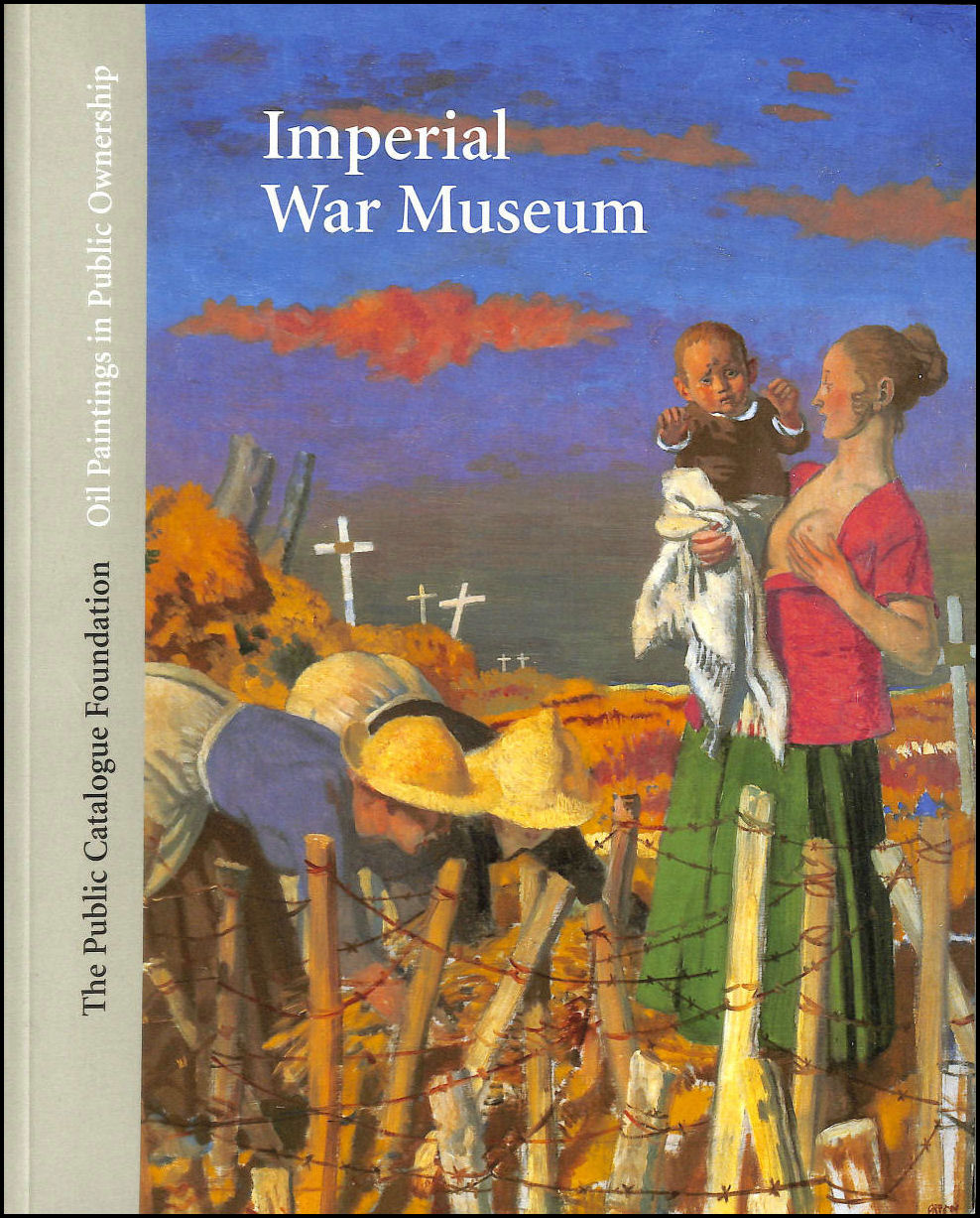 Image for Oil Paintings in Public Ownership in London: The Imperial War Museum