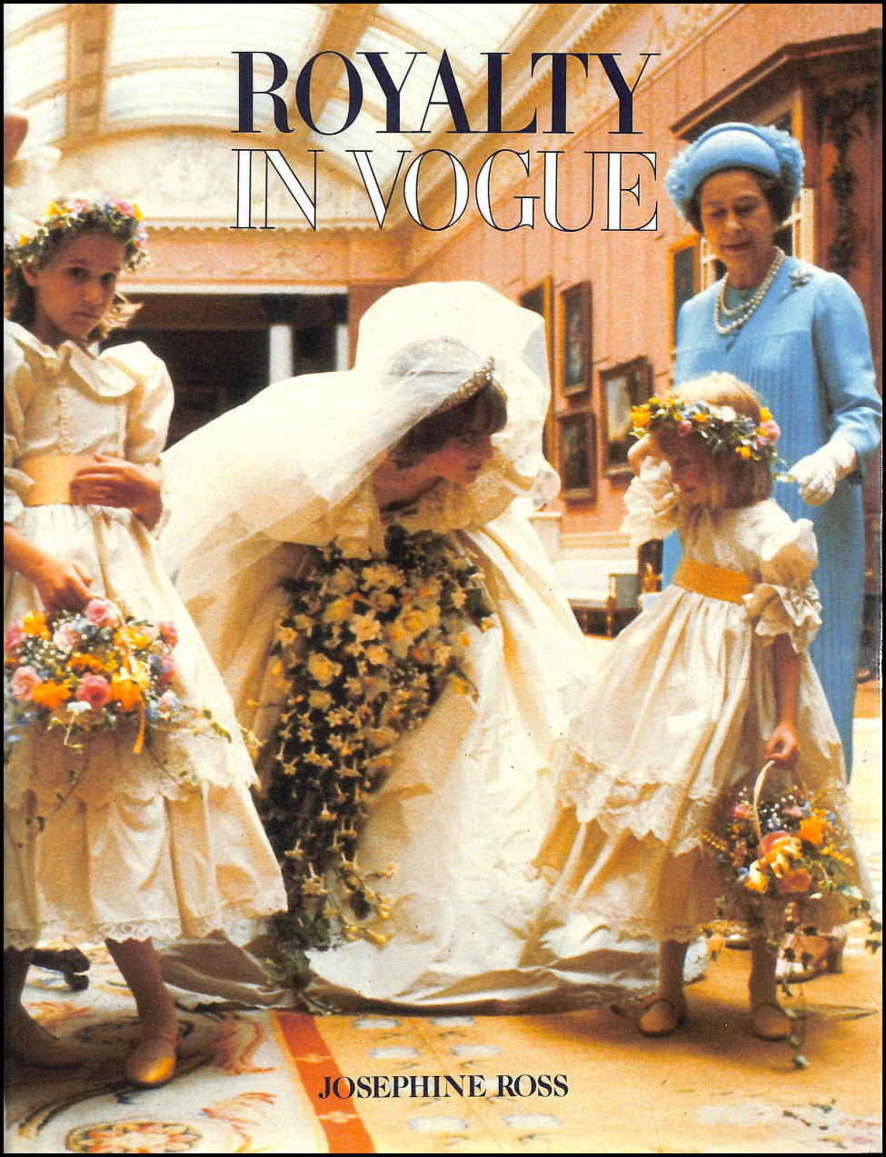 Royalty in Vogue, Ross, Josephine