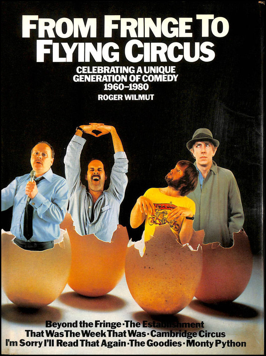 Image for From Fringe to Flying Circus