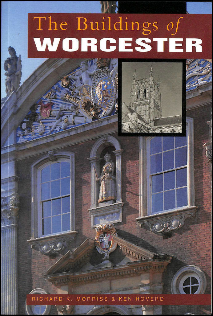 Image for The Buildings of Worcester