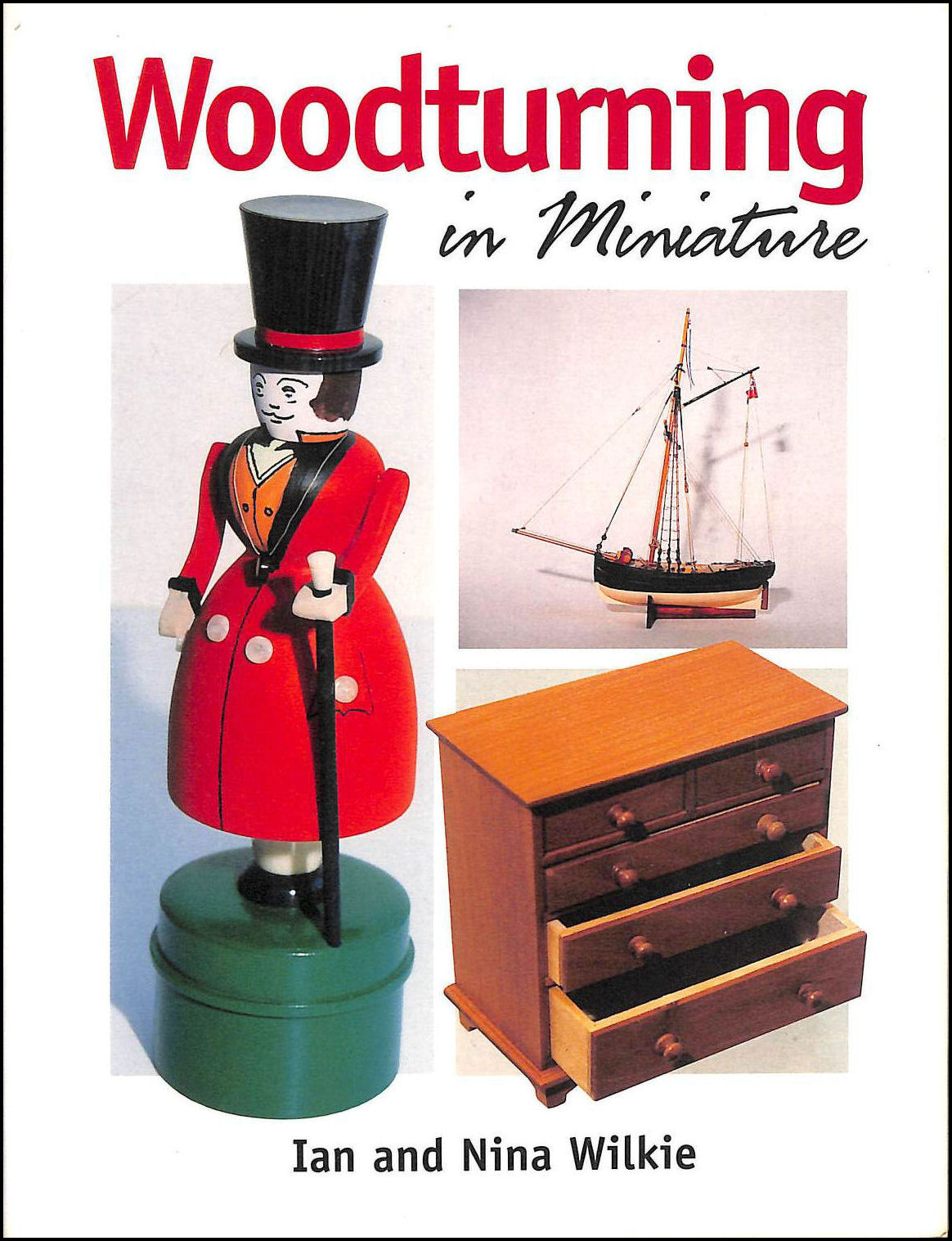 Image for Woodturning In Miniature