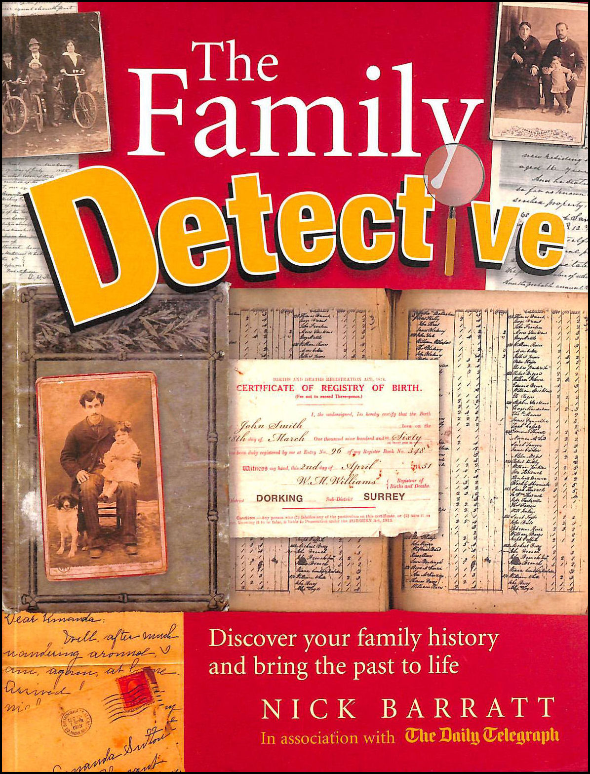 Image for The Family Detective