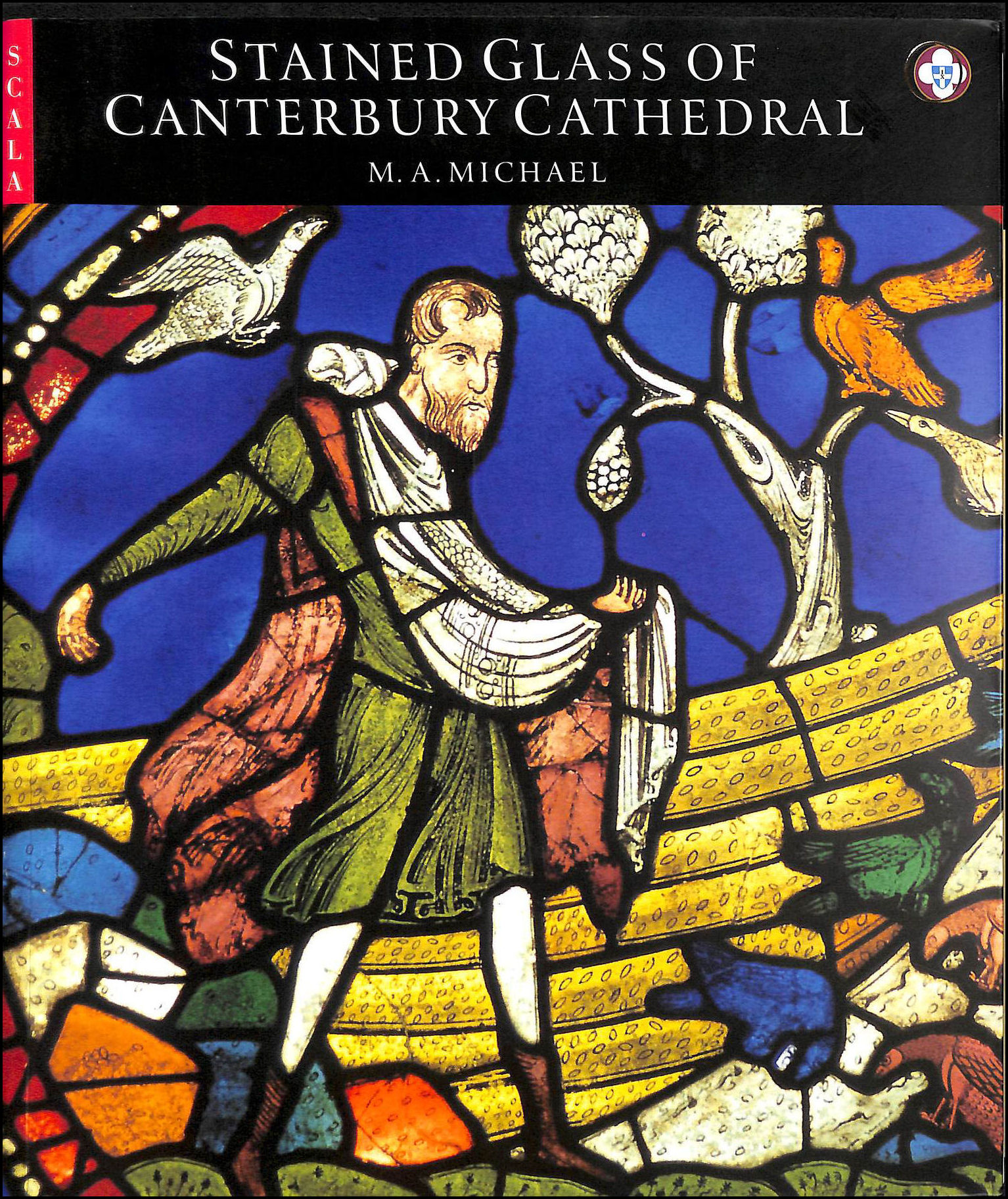 Stained Glass Of Canterbury Cathedral, Michael, Michael; Strobl, Sebastian