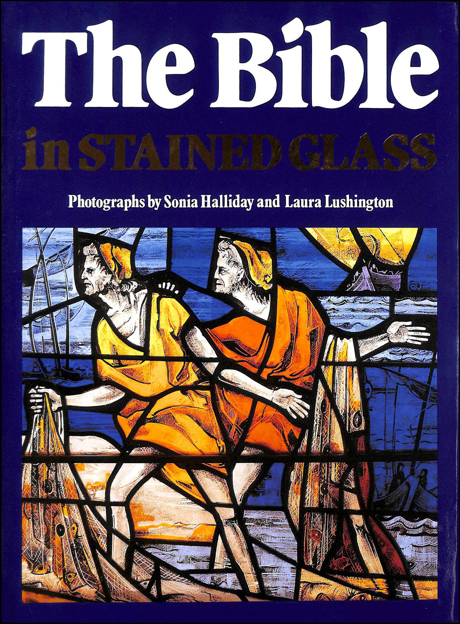 Image for The Bible in Stained Glass