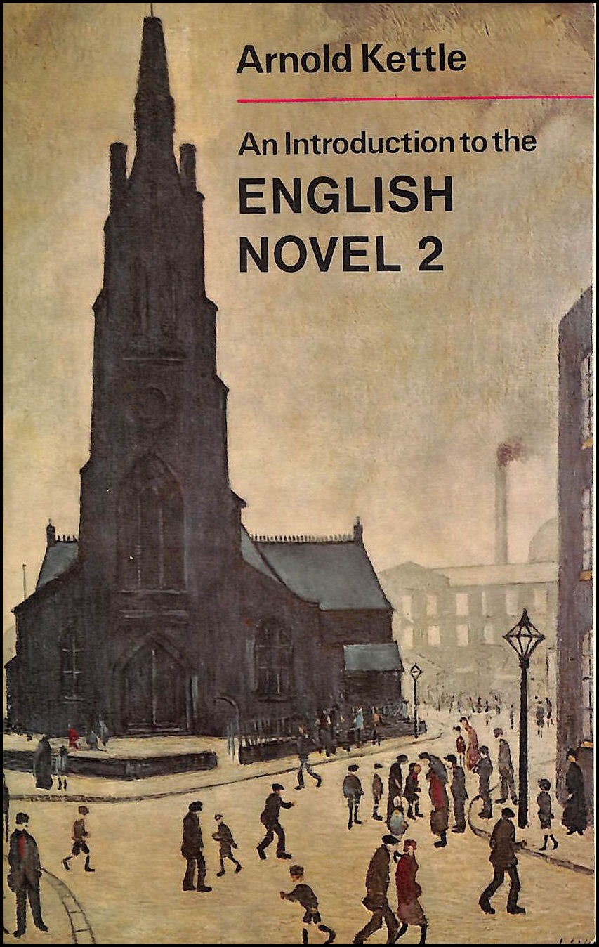Image for An Introduction to the English Novel: v. 2 (University Library)