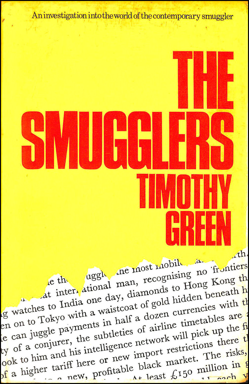 Image for Smugglers, The