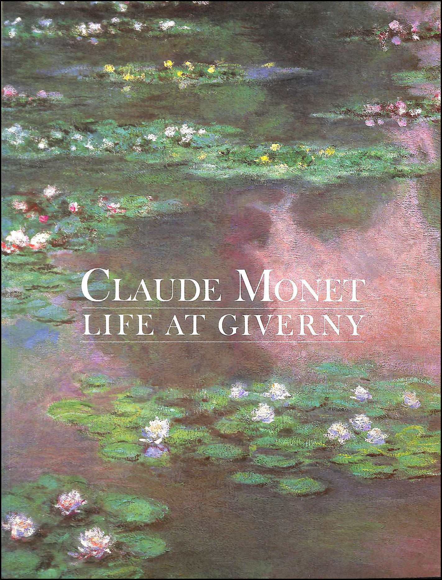 Image for Claude Monet: Life at Giverny