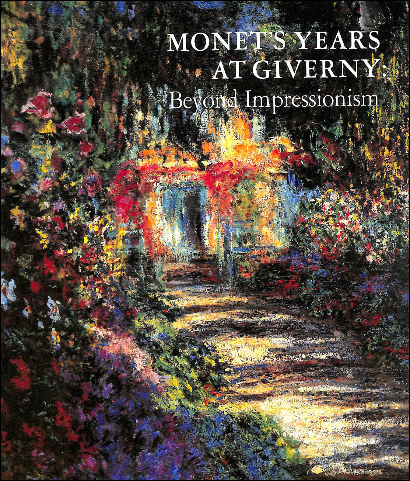 Image for Monet's Years at Giverny: Beyond Impressionism
