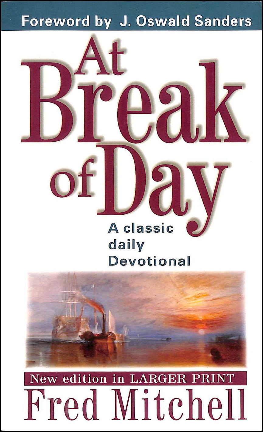 Image for At Break of Day