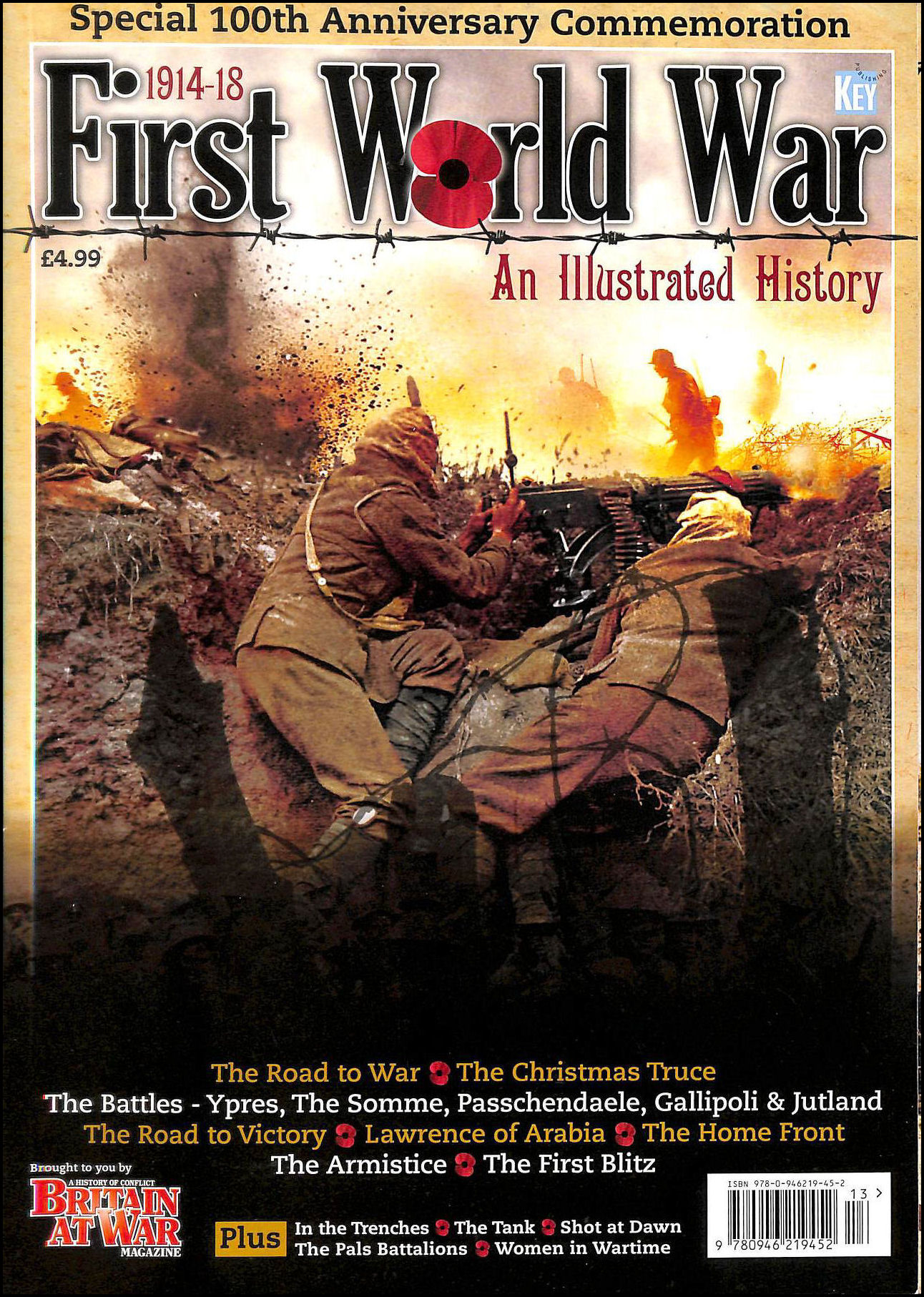 Image for First World War: An Illustrated History