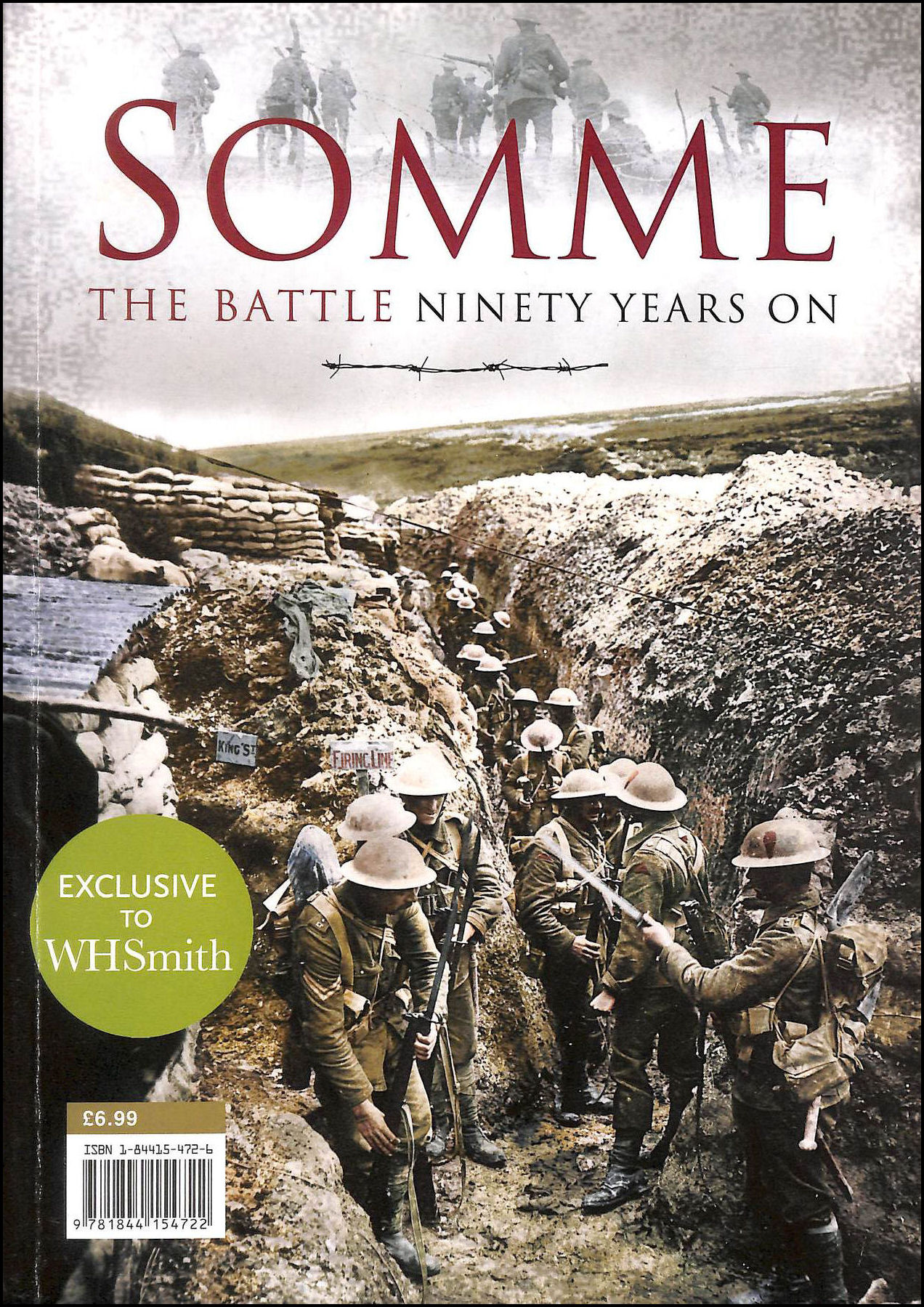 Somme: The Battle Ninety Years On, Wilkinson, Jon [Editor]