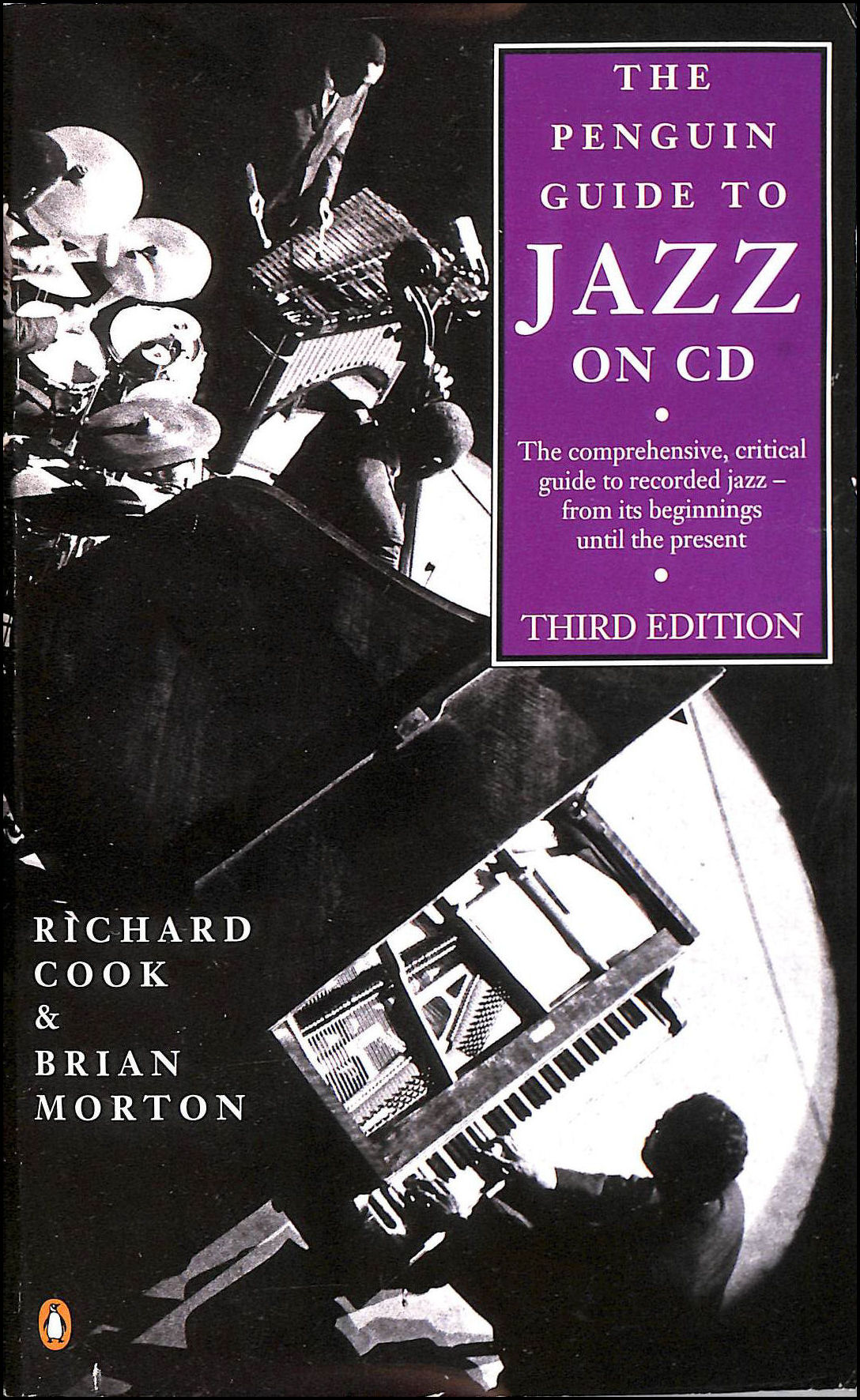 Image for The Penguin Guide to Jazz on CD (3rd ed)