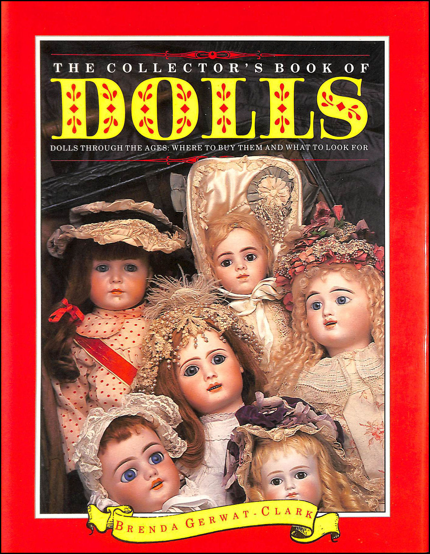 Image for The Collector's Book of Dolls