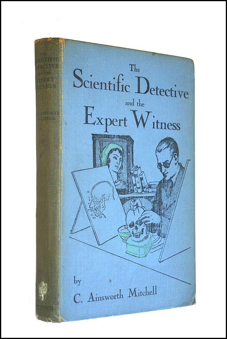Image for The Scientific Detective And The Expert Witness