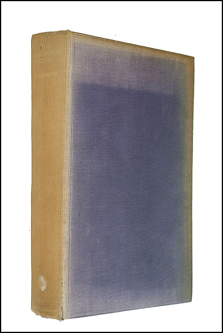 The Tichborne Case, Maugham, Lord