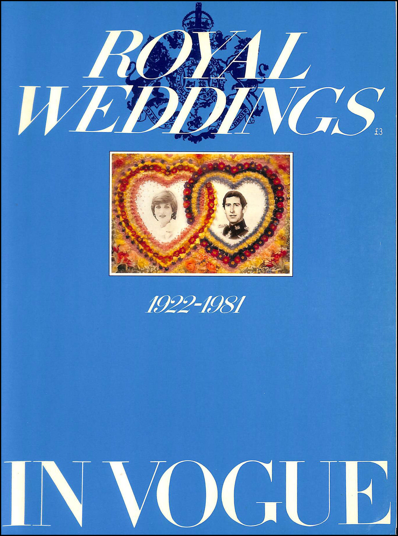 Image for Royal Weddings in Vogue. 1922-1981