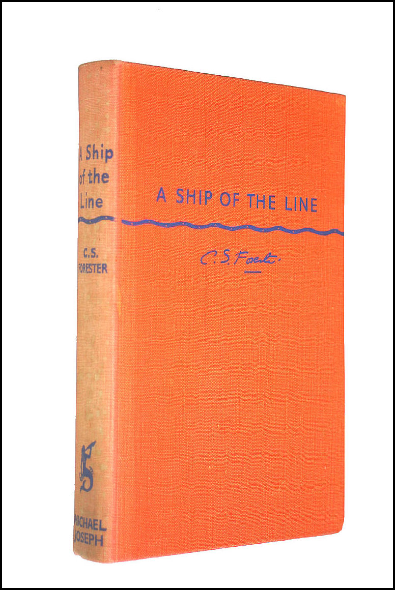 A Ship of the Line [Hornblower], Forester, C. S.