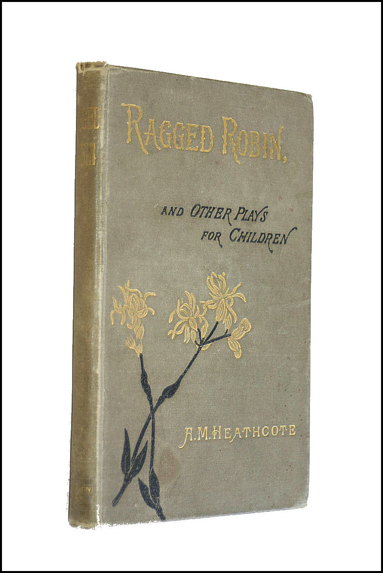 Image for Ragged Robin, and other plays in verse for children
