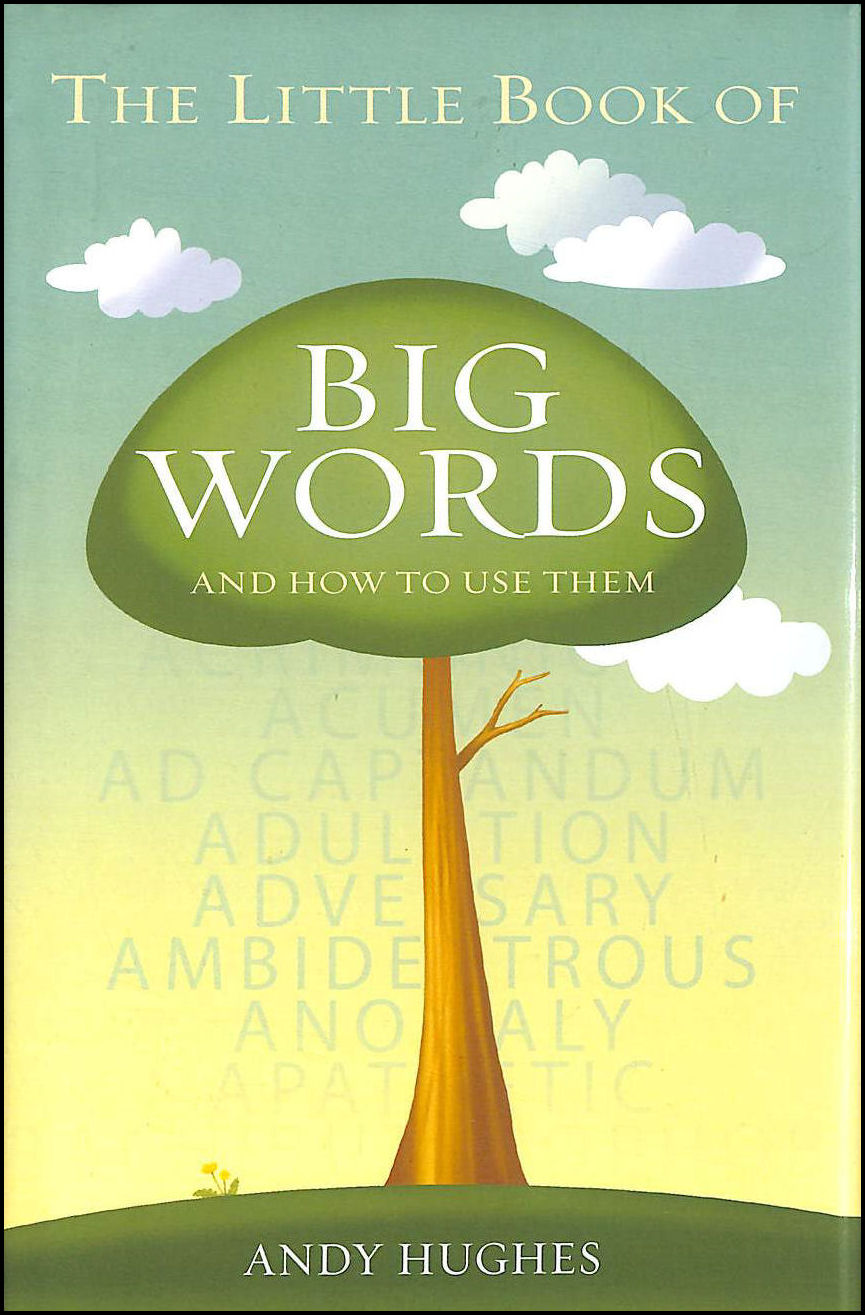 Image for The Little Book Of Big Words And How To Use Them